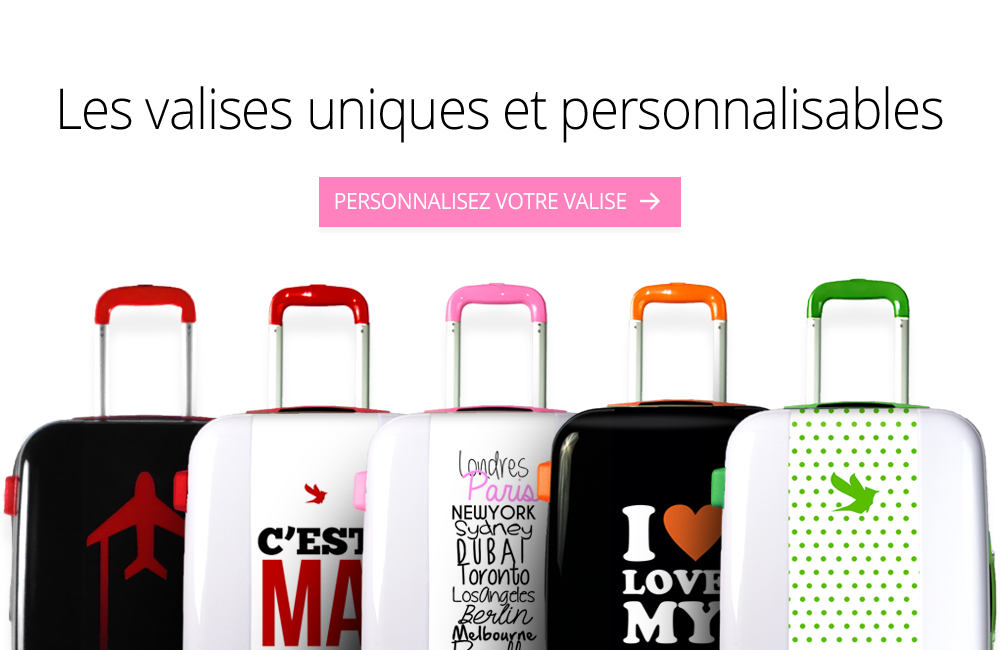 Ta valise Calibag CONCOURS !!