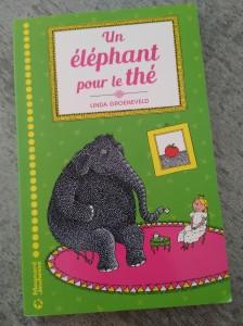 """La minute Lecture """"Un éléphant pour le thé"""""""
