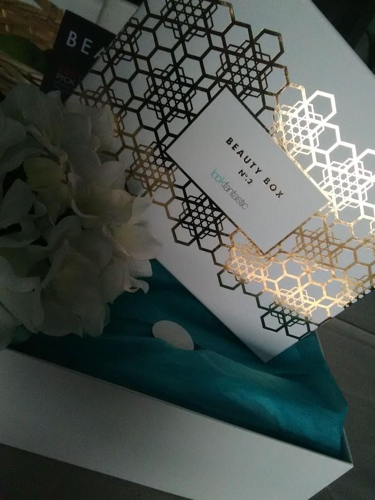 La beauty box Lookfantastic mon avis !