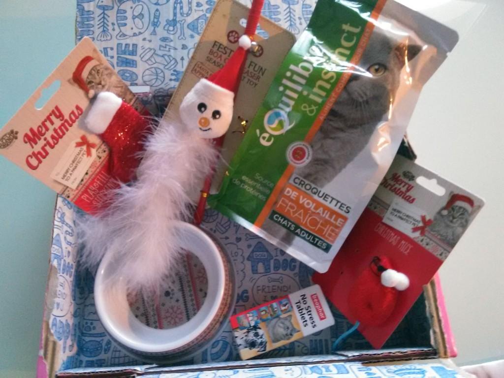 Woufbox et Mioubox de fêtes
