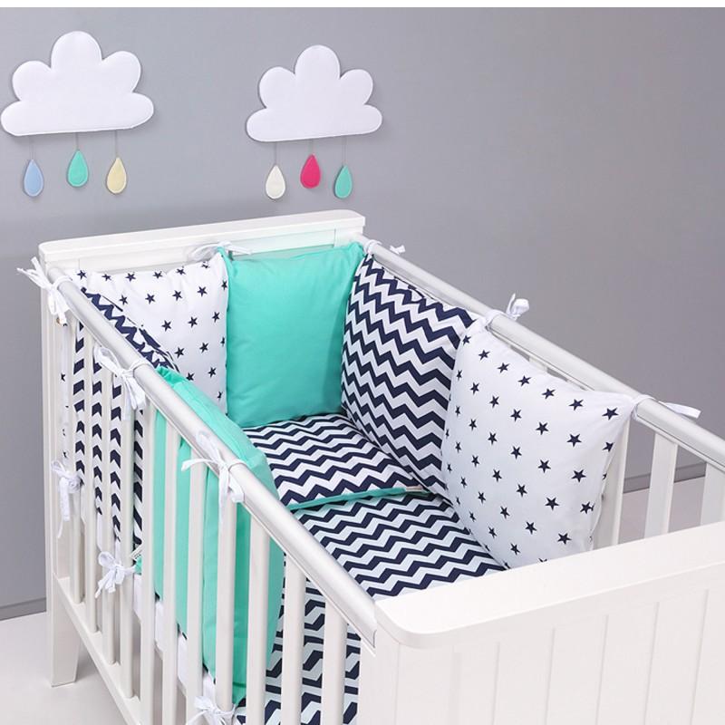 Le linge de lit de mon bébé avec Sevira Kids