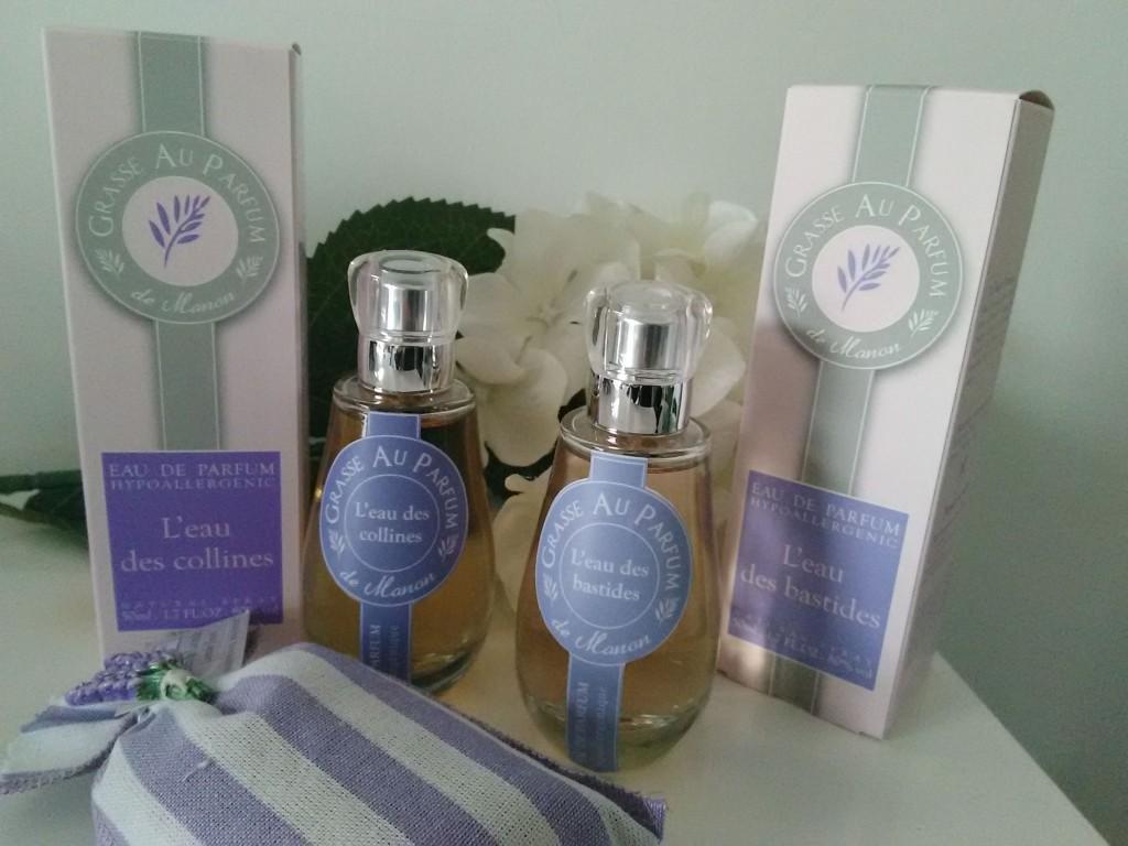 Grasse au parfum / Univers Prestige Monaco