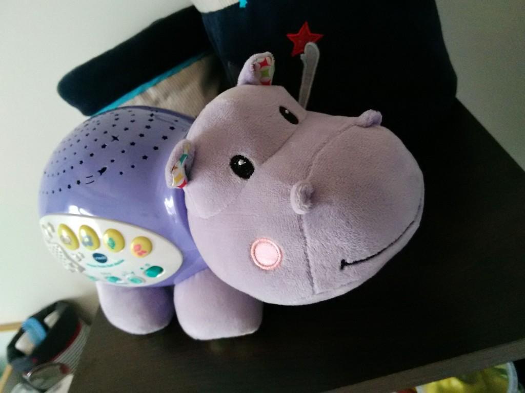 Vtech et l'Hippo Dodo Nuit étoilée