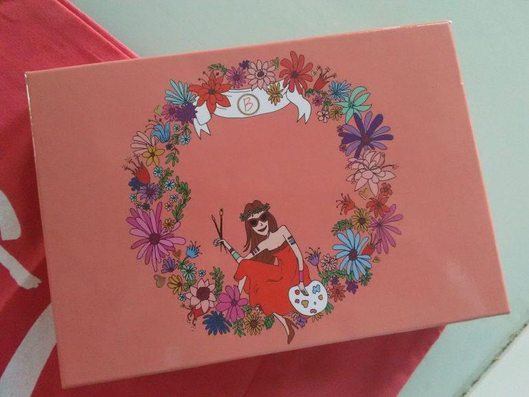 Beautiful box Hippie-Chic