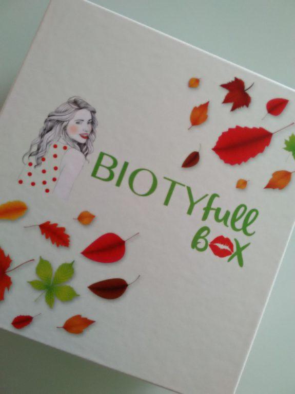 La Biotyfull Box  fête l'automne