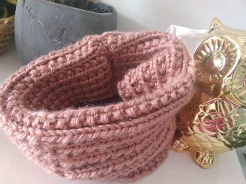 Comment tricoter un snood bien chaud  facilement ?