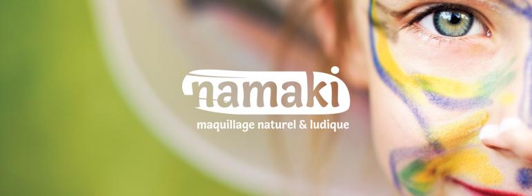 Namaki , le maquillage sain pour nos monstres !