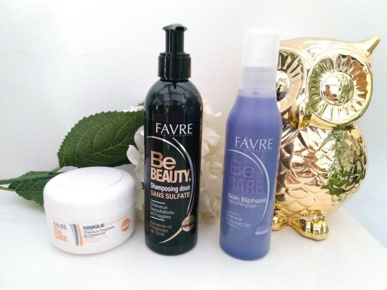 A la découverte de Favre Cosmetics