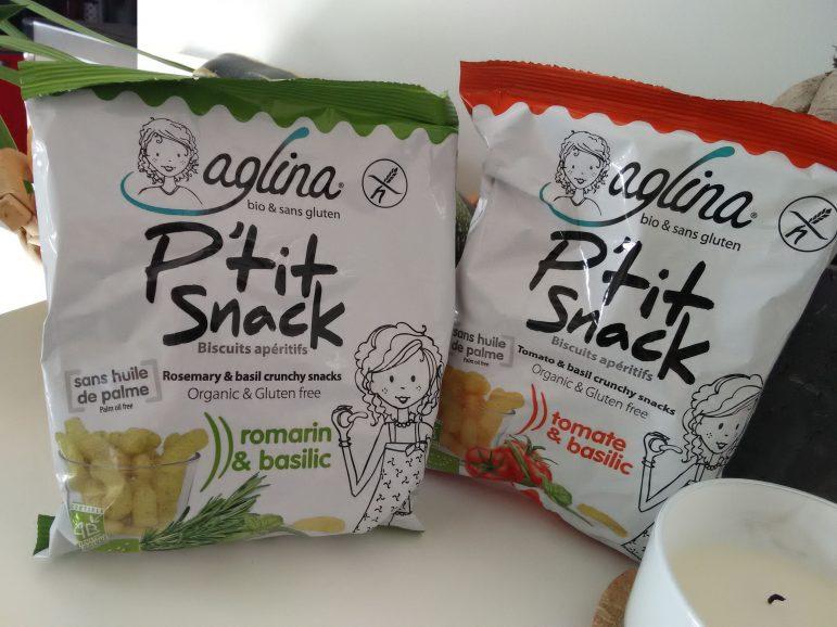 Snacks bio et autres  gourmandises …