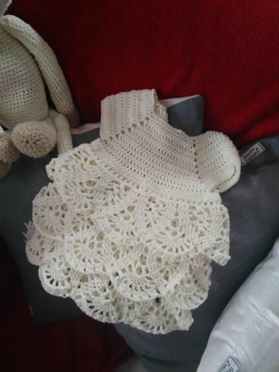 Mes petits créations au crochet pour bébé !