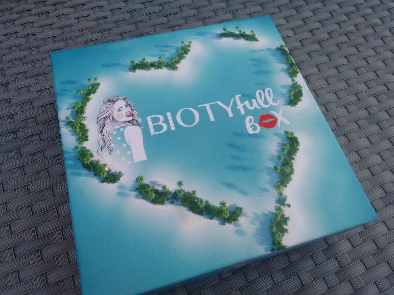 La Biotyfull Box de Juillet est arrivée