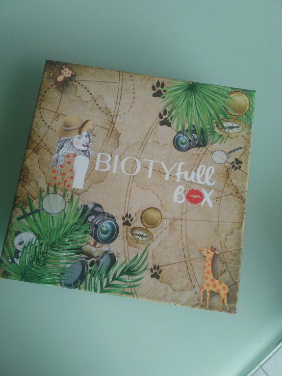 """L'aventurière "" Biotyfull Box"