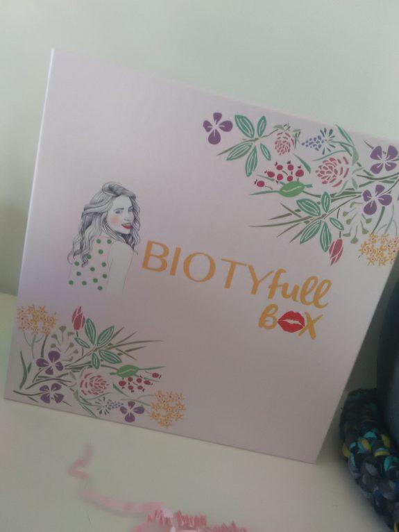 La Biotyfull Box de Septembre 2017
