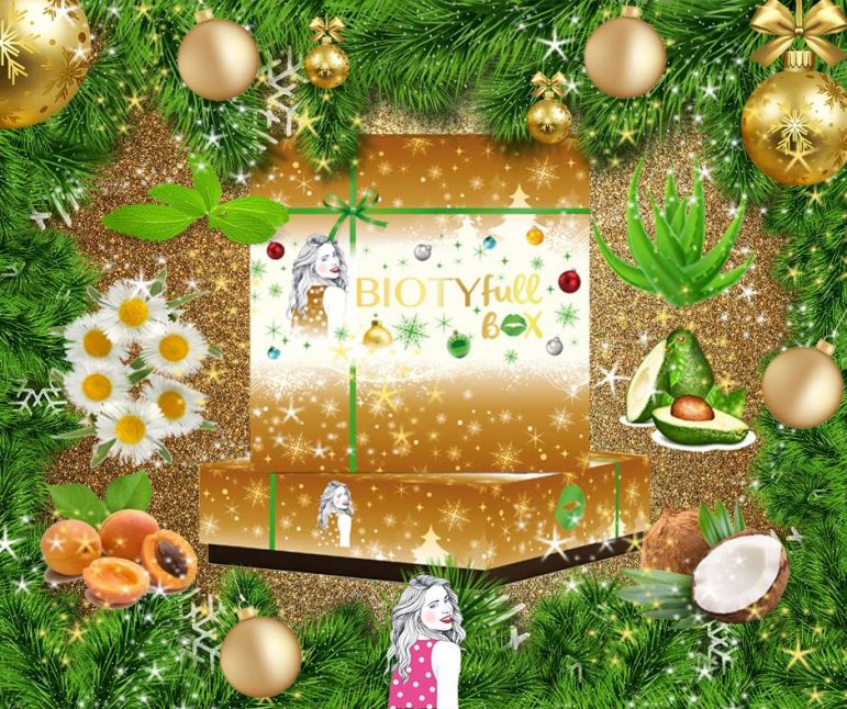 La Biotyfull Box : édition de Noël !