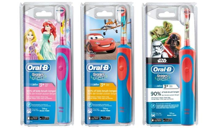ORAL B / Une hygiène Bucco Dentaire parfaite !