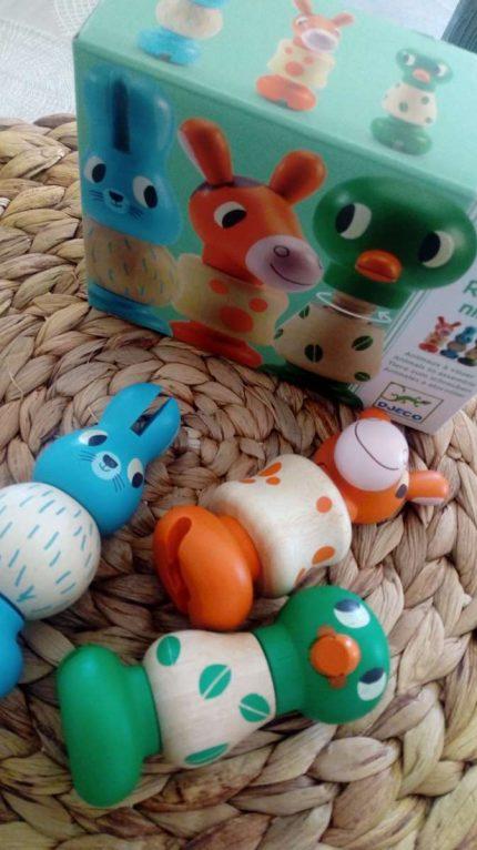Les jouets en bois chez @Bidull +Concours facebook