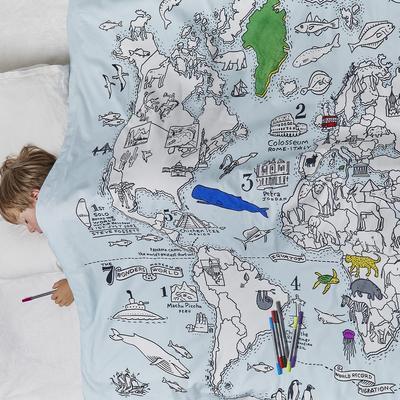 On dessine partout à la maison ! #Eat Sleep Doodle