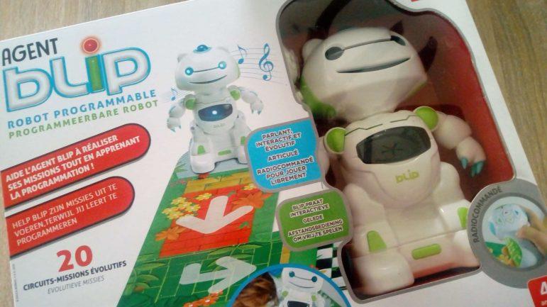 Un Robot à la maison ! Agent Blip EDUCA