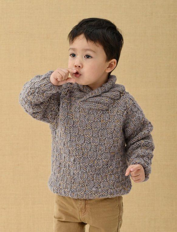 Découvrons ensemble mon premier tricot Plassard