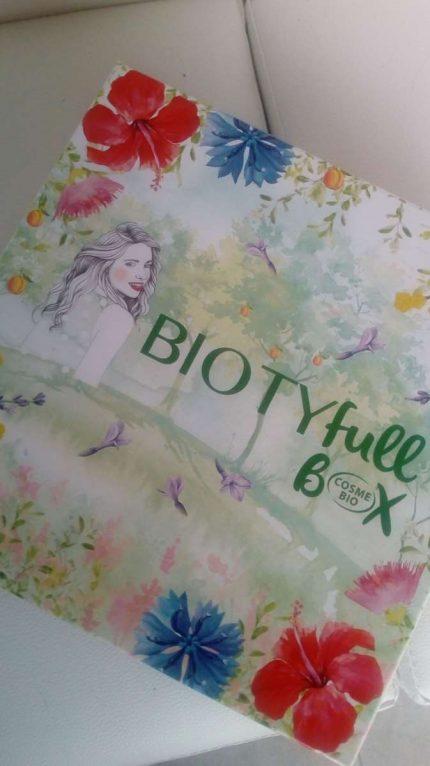 Biotyfull Box 100% cosmébio