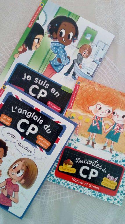 Je suis en CP /Flammarion Jeunesse