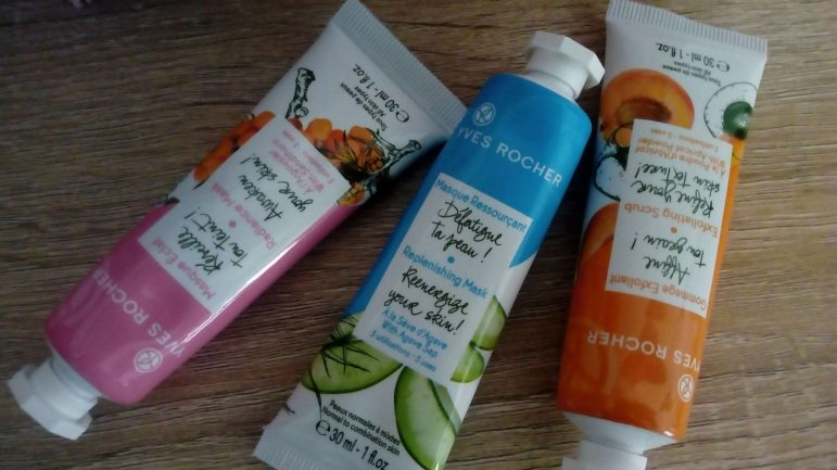 Le multimasking chez Yves Rocher/ concours insta