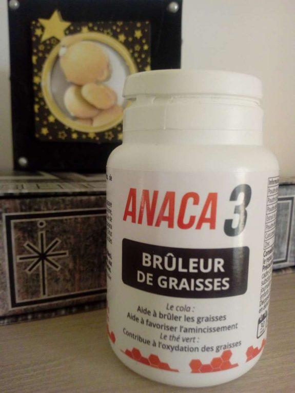 Anaca3 / Le bruleur de graisses est il efficace ?