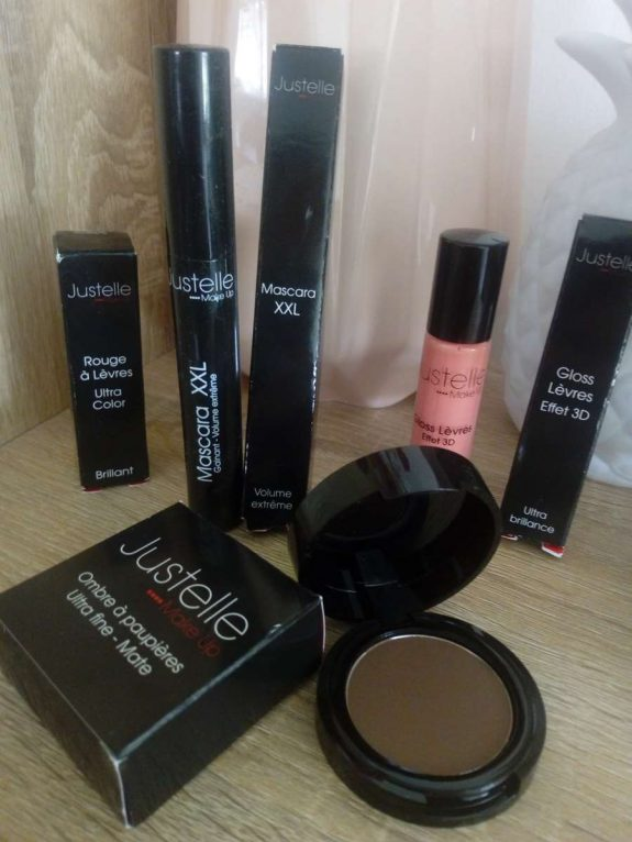 Justelle Make up