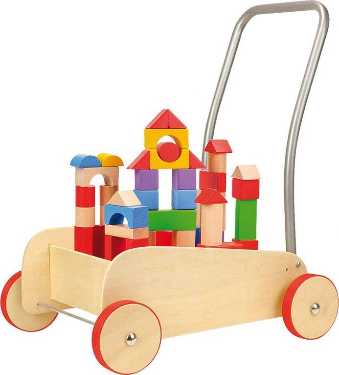 Patoutatis / Le petit chariot de Louis