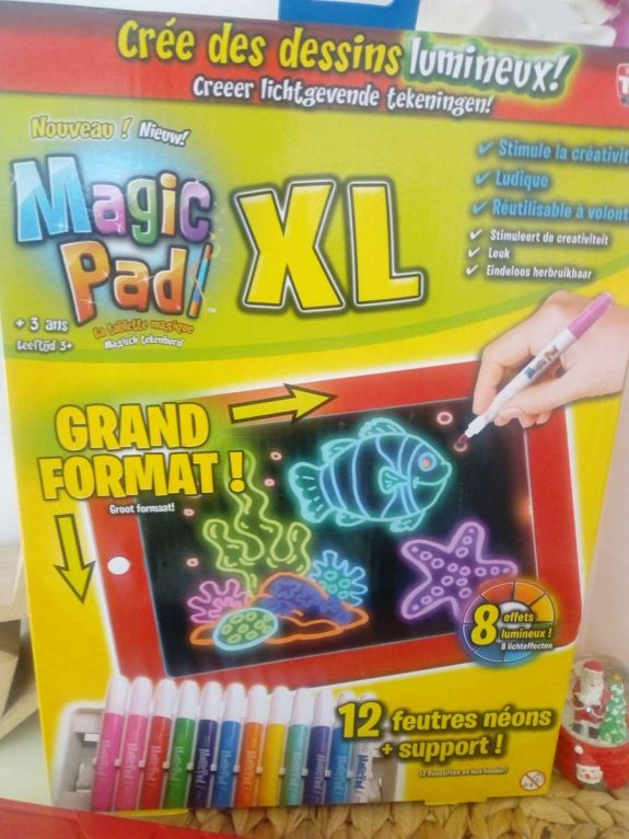Best of Toys / Le Magic Pad XL pour Noël