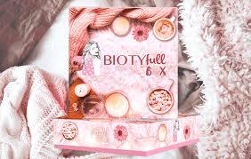 Biotyfull Box / 100% Cosmébio