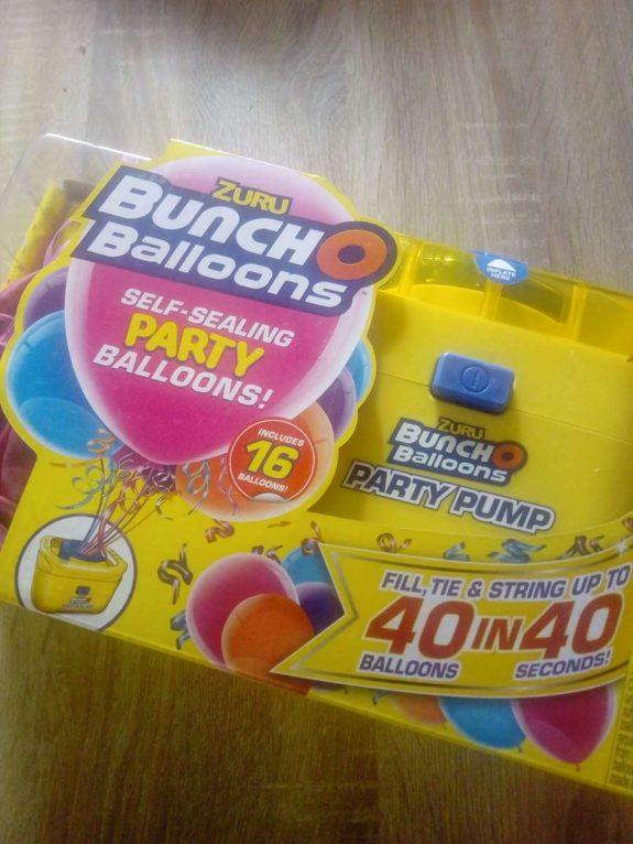 Bunch O Ballons , le kit à avoir sous le coude pour les fêtes!