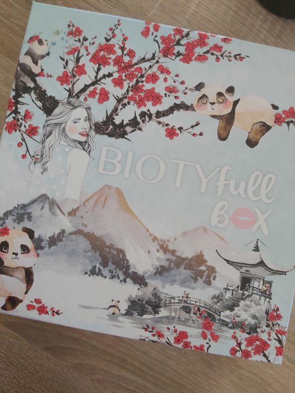 La panda Box de @Biotyfull Box