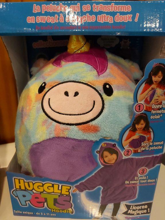 Découverte des Huggle Pets Hoodie / Best of Toys