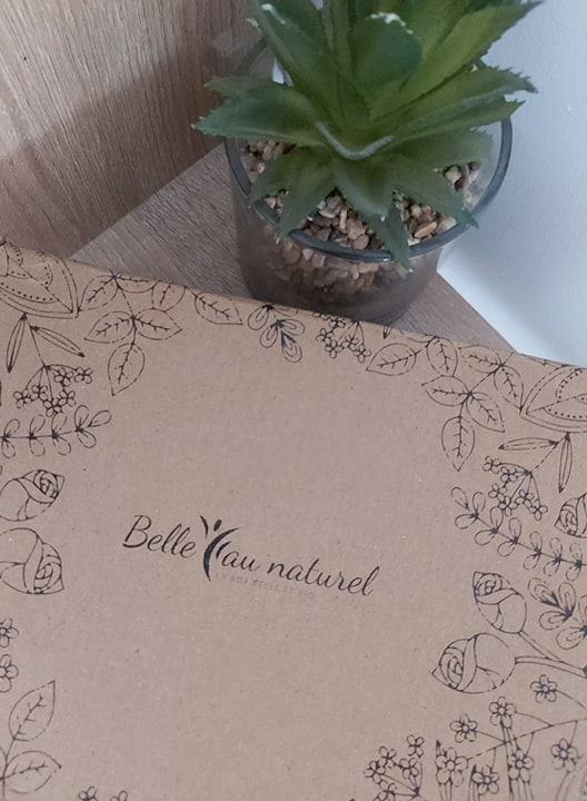 Ma box Belle au naturel /Douceur Hivernale Janvier 2020