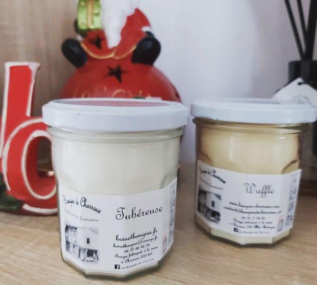 Découverte des 2 nouvelles senteurs / Les Bougies de Charroux