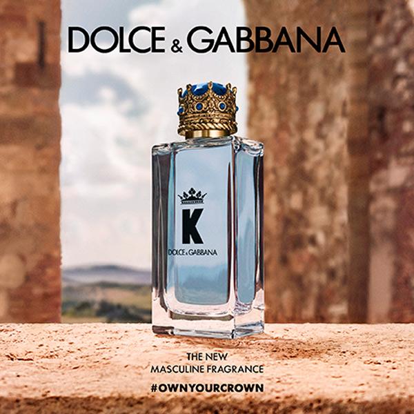 Coup de cœur Parfum homme /  K by Dolce & Gabbana