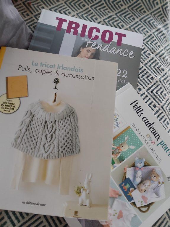 Crochet tricot couture / Les livres à ne pas manquer !