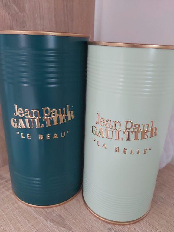La belle et le beau , les nouveautés Jean Paul Gaultier