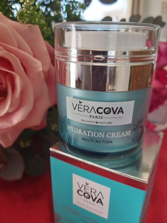 Je teste la Crème Hydratante Multi-Action de Veracova