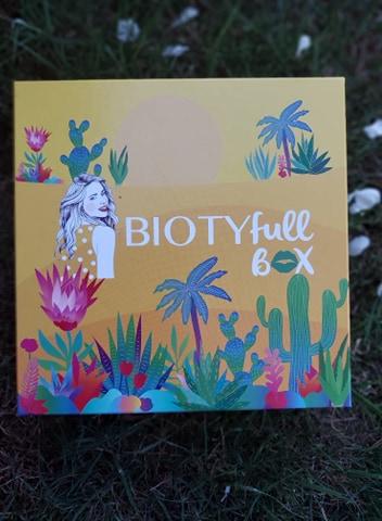Biotyfull Box Aout 2020 / 100% Aloe Vera