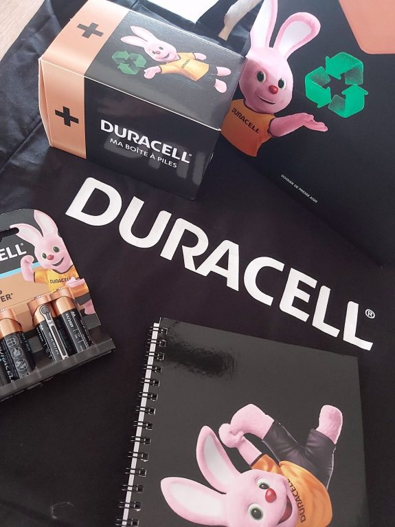 DURACELL / Ensemble agissons et recyclons!