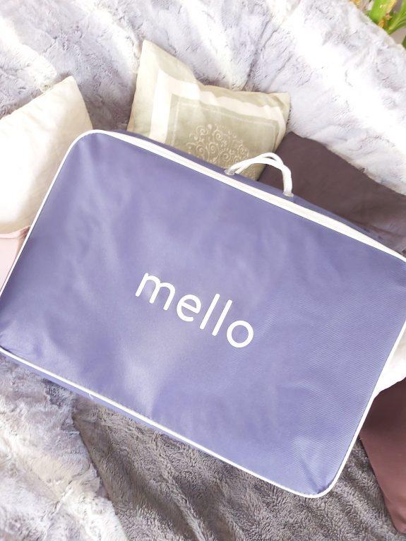 Mello / Mon surmatelas hyper confortable