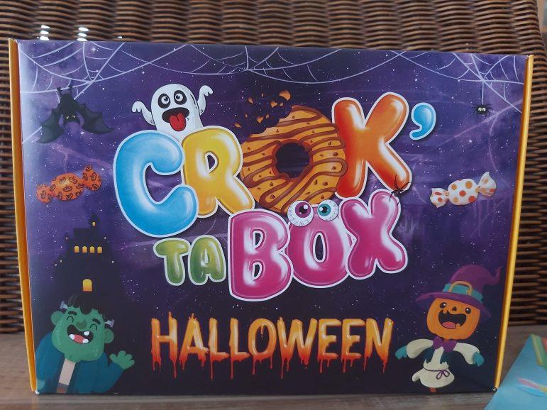 Croq ta box Halloween /Génération Souvenir