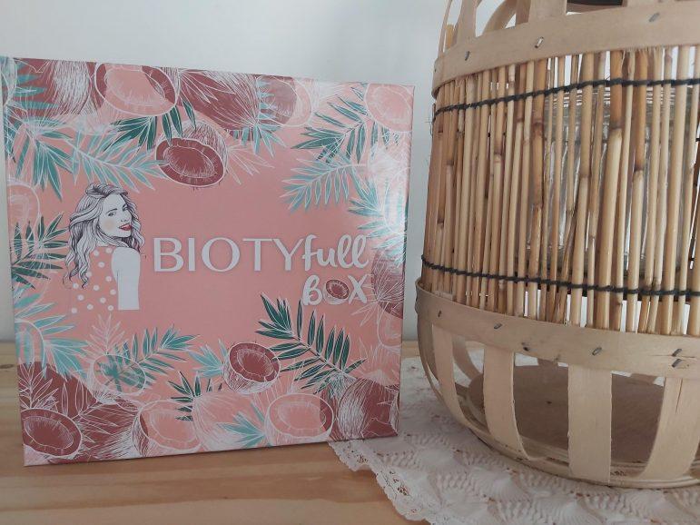 Ma biotyfull box cocoooooning  !