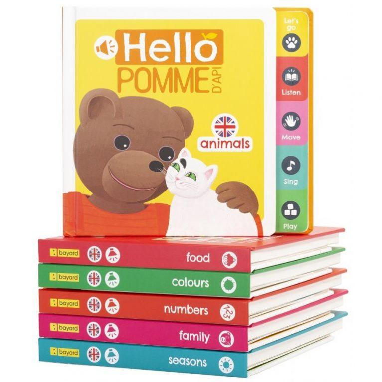 Hello Pomme D'api / Bayard Jeunesse