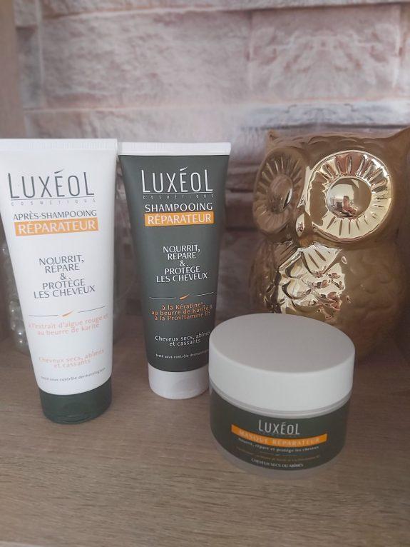 Réparer ses cheveux grâce à la gamme cheveux Luxéol