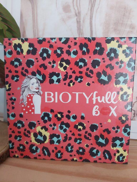 Découverte de la box Glamour de Saint-Valentin2021 Biotyfull Box