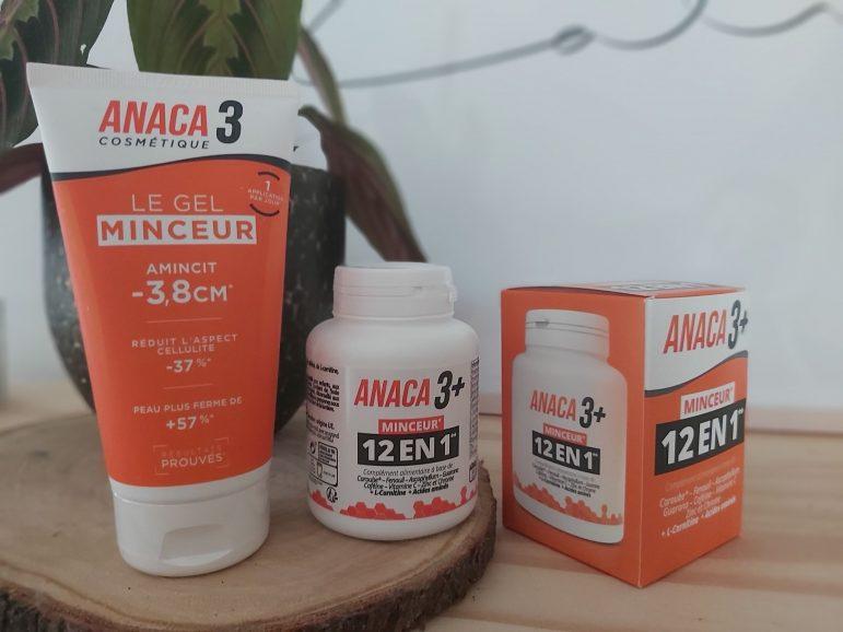 Anaca 3+ Minceur 12 en 1