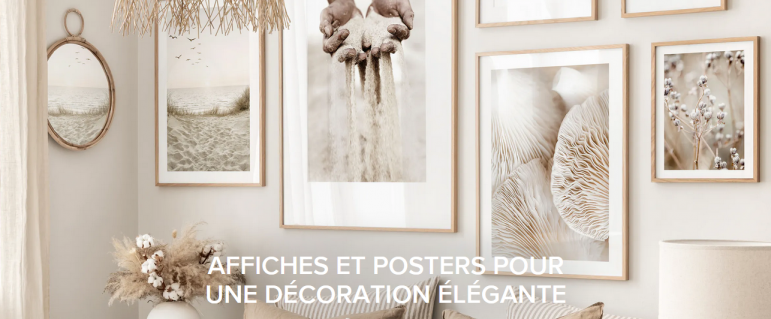 Mes jolies affiches Posterstore